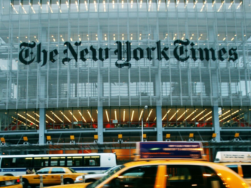 <em>The New York Times</em> removed the first woman to ever hold its top editor post and replaced her with the first person of color to ever do so.