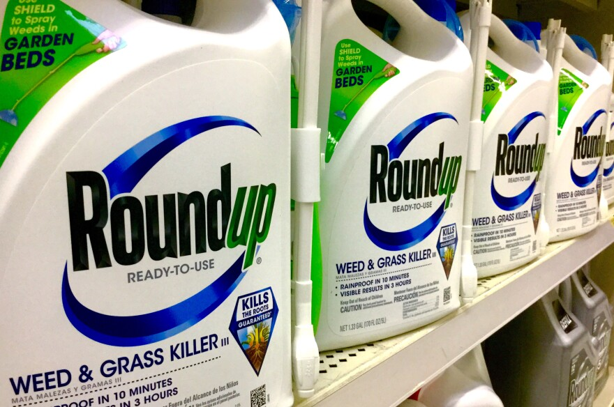 Glyphosate is one of the most widely used herbicides in the United States.