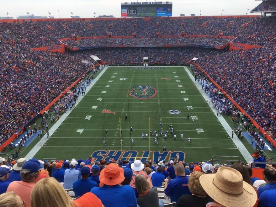 The team shutdown came three days after Coach Dan Mullen's comments about wanting 90,000 fans at Florida Field to create an advantage against LSU.