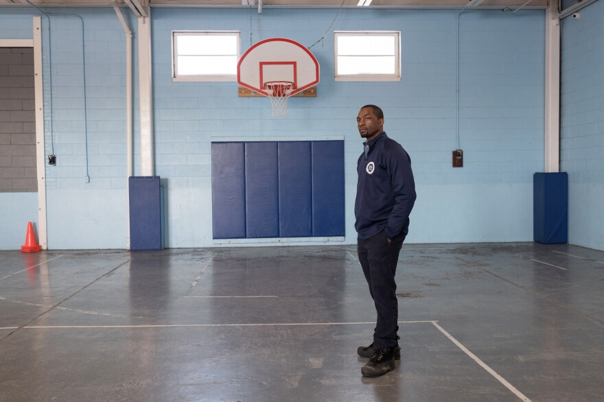 Albany Commissioner of Recreation Jonathan Jones is working on ways to bring more opportunities to children in neighborhoods like Arbor Hill and West Hill. He and his family moved to Arbor Hill and are renovating a once-abandoned building nearby.