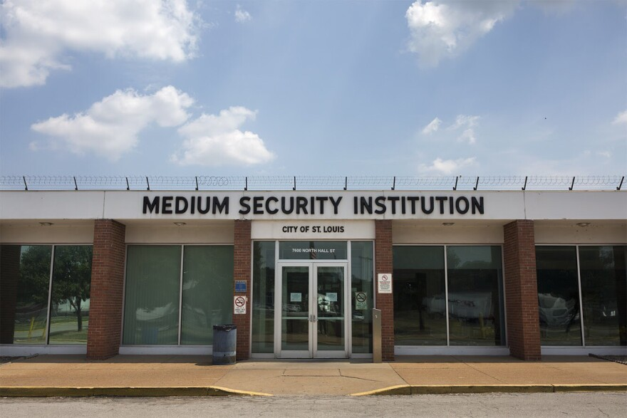An activist campaign calls on city officials to shut down St. Louis' medium-security jail, commonly known as the Workhouse.