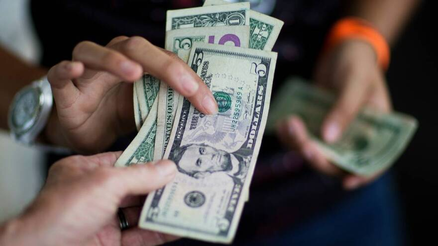 Florida's minimum wage will increase by 10 cents starting next week.