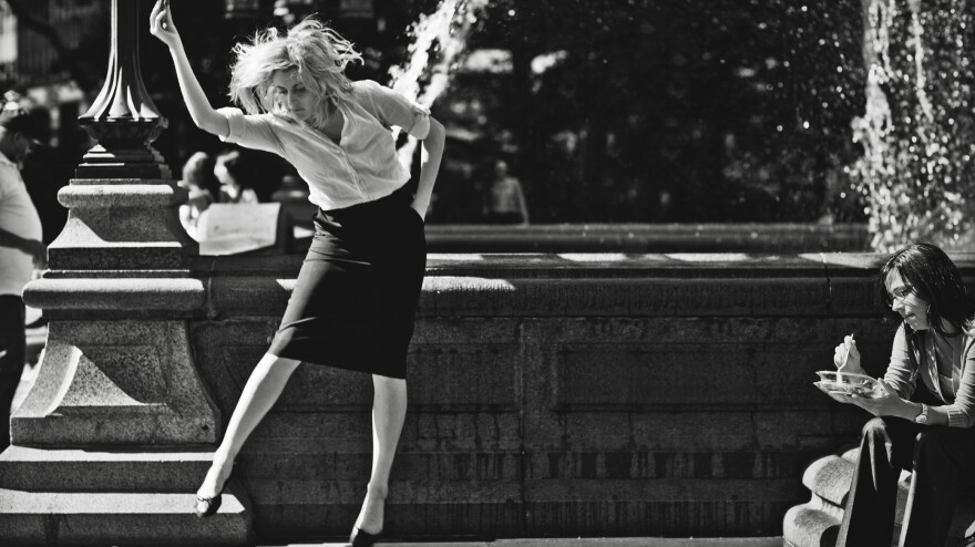 """In <em>Frances Ha,</em> Greta Gerwig stars as a young dancer trying to find her way on her own in New York City. Noah Baumbach shot the film in black and white because it helped him """"see the city with new eyes,"""" he says."""