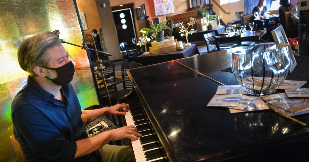 Kansas City Musician Returns To Jazz Clubs After A Pandemic Year Of At-Home Gigs