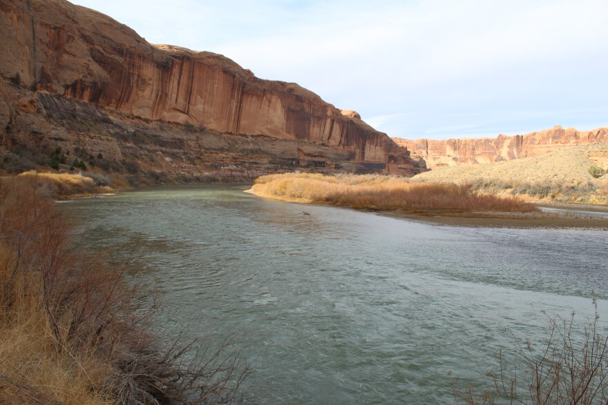 The Colorado River Basin continues to be sapped dry by increasing temperatures and diminished precipitation.