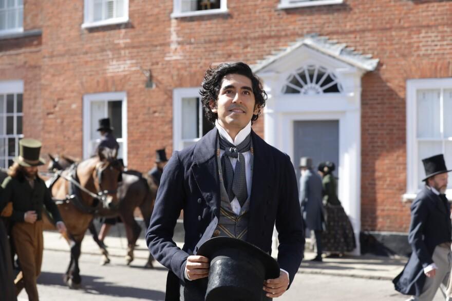 "Dev Patel in the film ""The Personal History of David Copperfield."" (Dean Rogers/Twentieth Century Fox Film Corporation)"