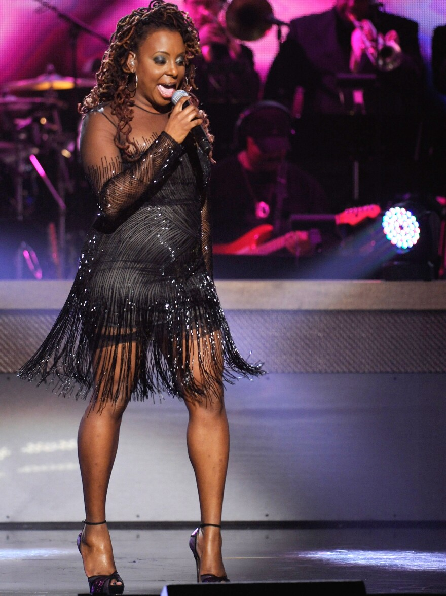 Ledisi performs at the 2013 BET Honors awards. The singer has been nominated for eight Grammy awards over the past 10 years.