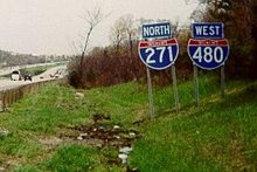 I-480 Sign