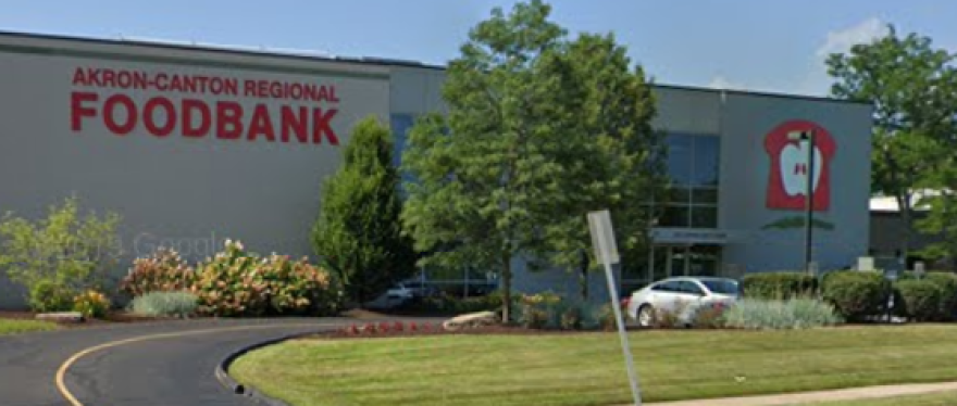 an image of the Akron Canton Regional Foodbank