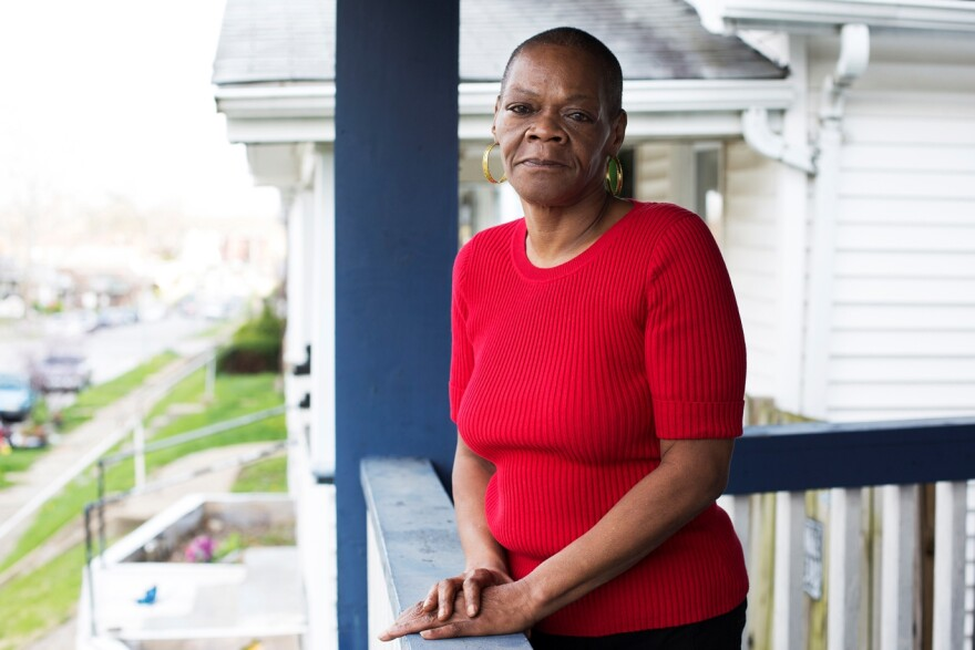 City officials in Maplewood, Missouri forced Rosetta Watson from her home using a public nuisance ordinance. Watson is suing the city in federal court and her story is featured in the latest episode of We Live Here.