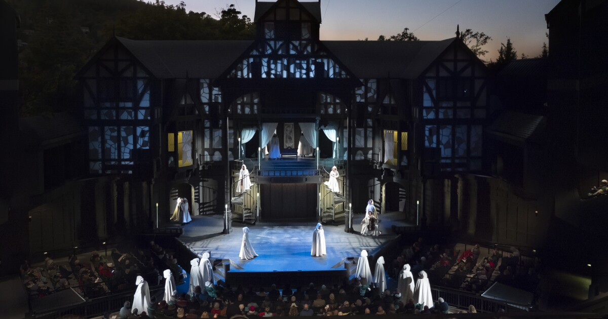 Oregon Shakespeare Festival Will Stay Shut Down Until Sept.; 80% Of Staff Laid Off
