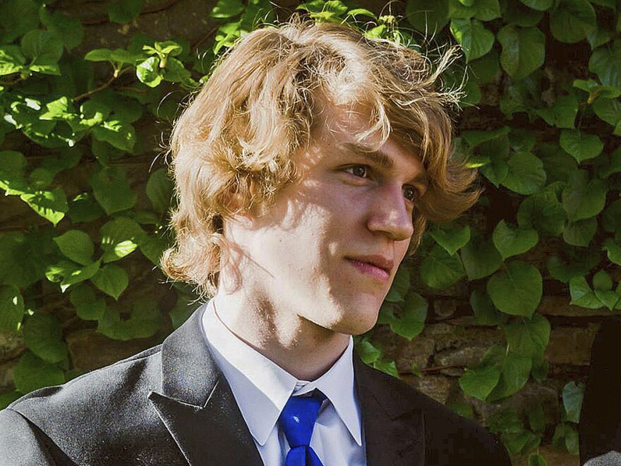 University of North Carolina, Charlotte student Riley Howell was hailed by police as a hero for tackling a gunman who opened fire in a classroom in April.