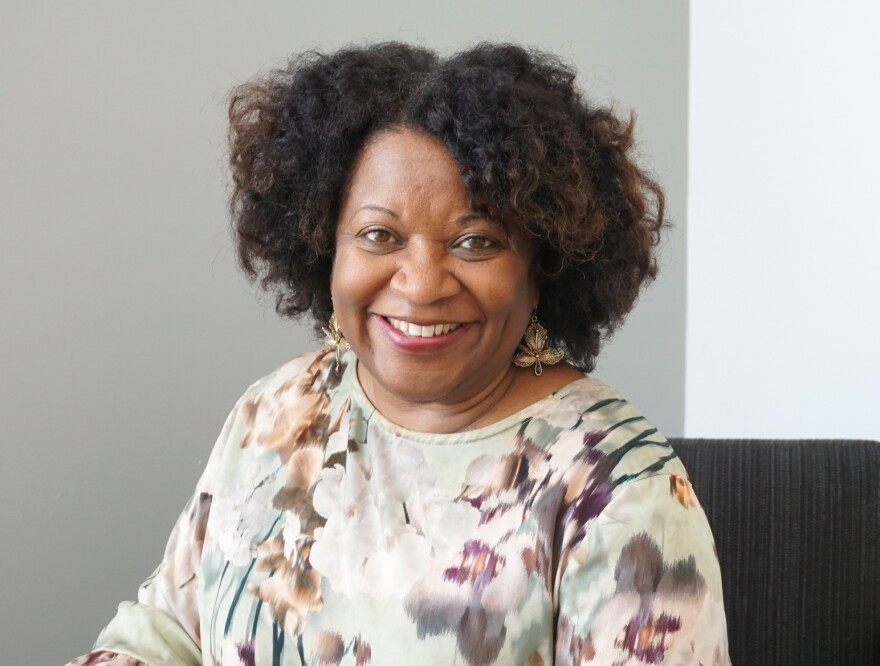 Felicia Shaw is the executive director of the Regional Arts Commission.