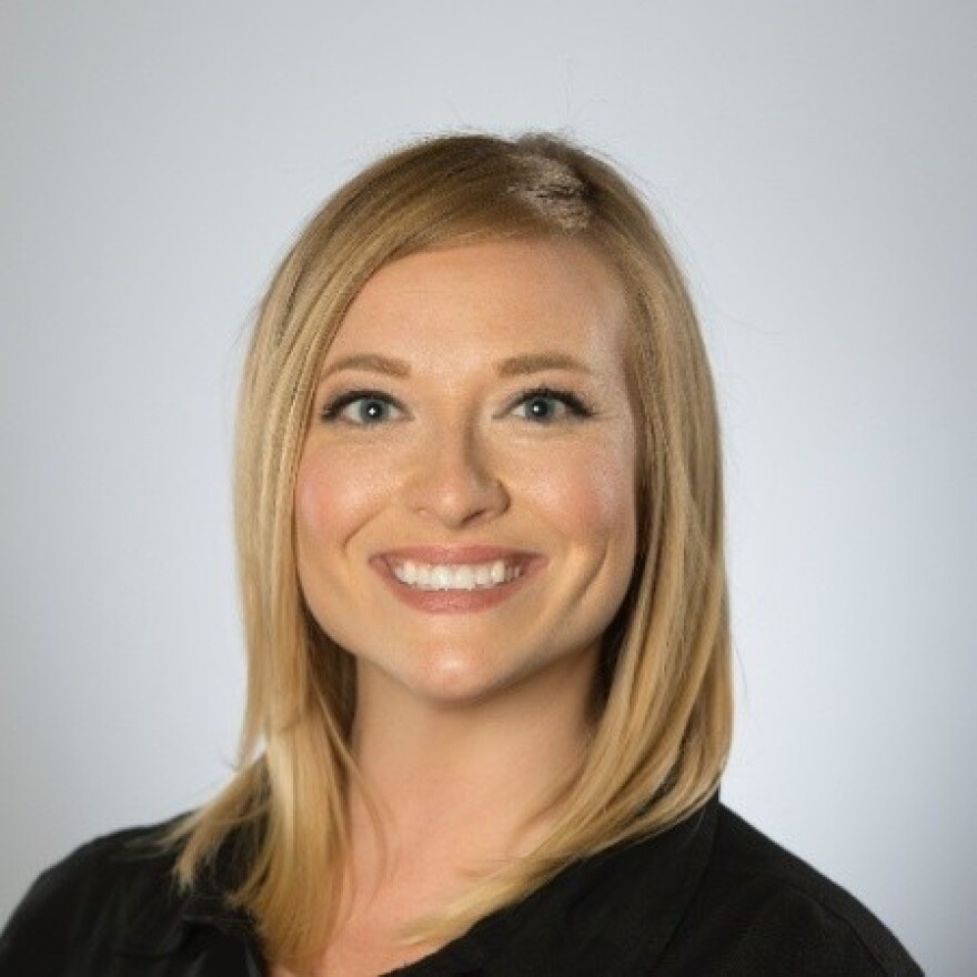 Jessica Sucik, of HealthFirst Bluegrass.