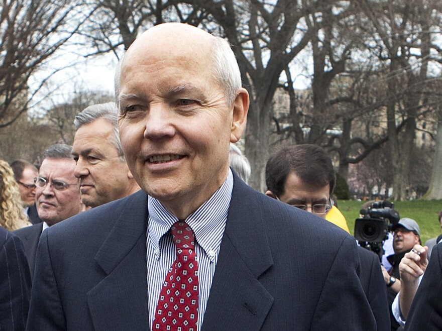 President Obama has nominated John Koskinen to be commissioner of the Internal Revenue Service.