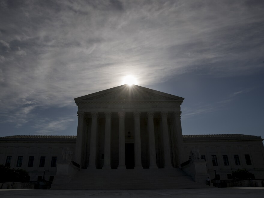 It was a new day at the Supreme Court, which for the first time ever livestreamed oral arguments.