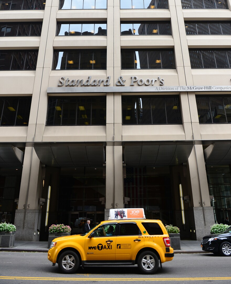 The Justice Department claims Standard & Poor's knew that billions of dollars of mortgage-backed securities were junk but still gave them positive ratings.