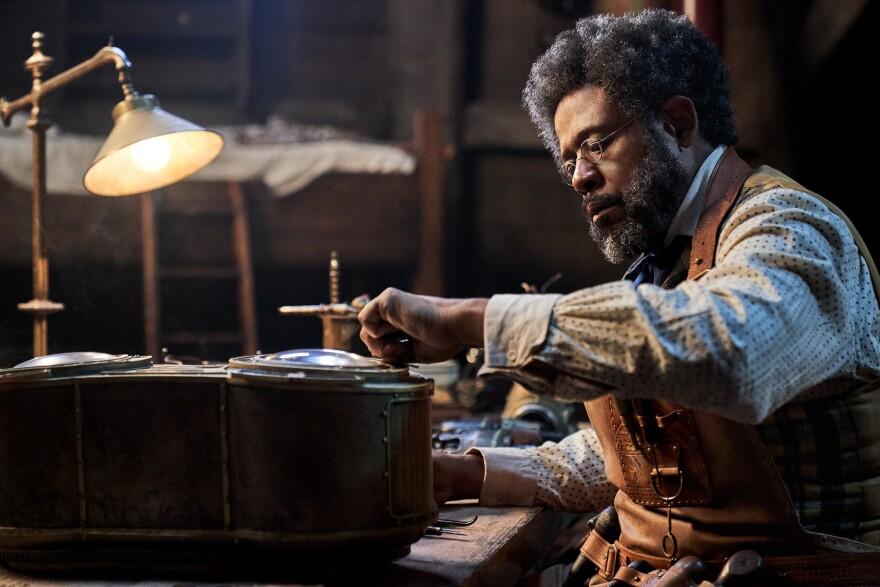 Forest Whitaker as Jeronicus Jangle. (Gareth Gatrell/Netflix)