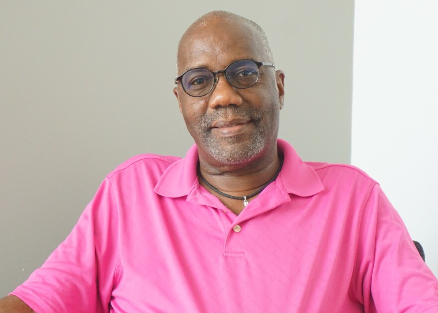 Ron Himes is the founder and producing director of the Black Rep.
