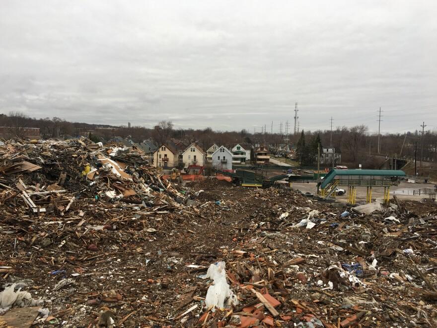photo of Arco dump