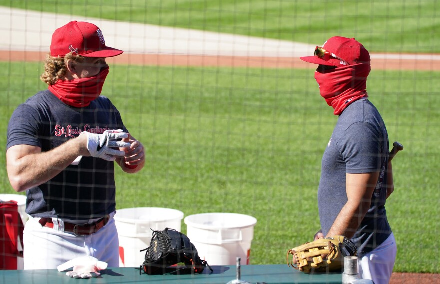 More Cardinals Players Come Down With Coronavirus
