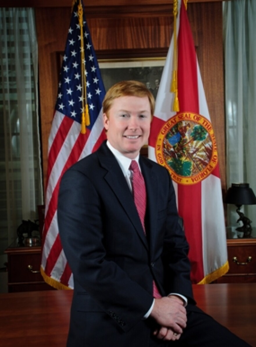 Agriculture Commissioner Adam Putnam is sounding more like a gubernatorial candidate as he takes a swipe at the Legislature's $82.4 billion spending proposal.