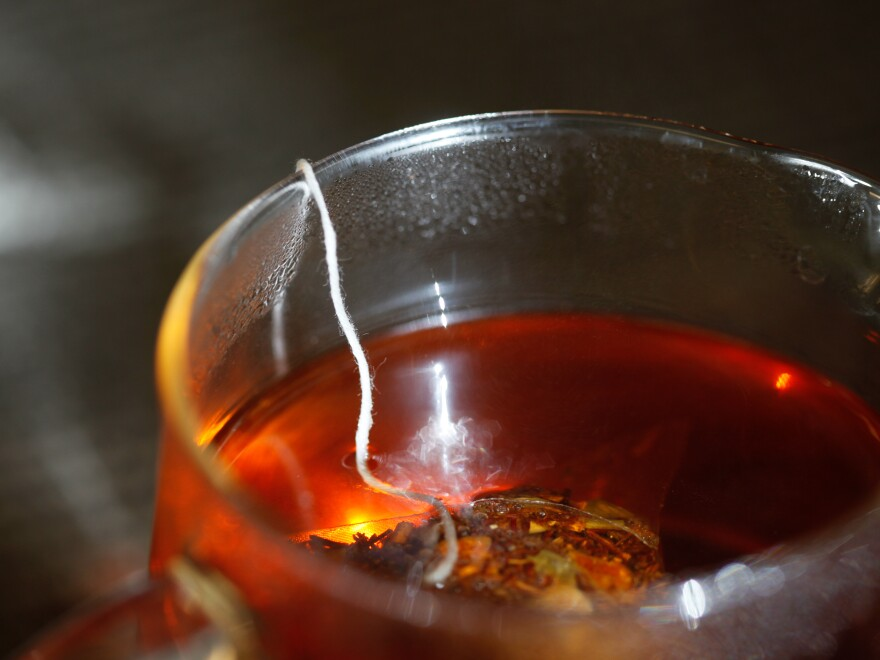 A short history of teapots.