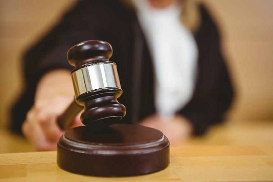 photo of judge gavel
