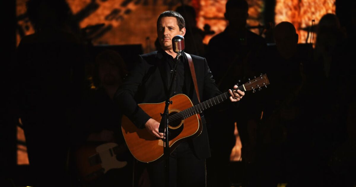 Country Singer Sturgill Simpson On John Prine, Merle Haggard And Coping With Loss