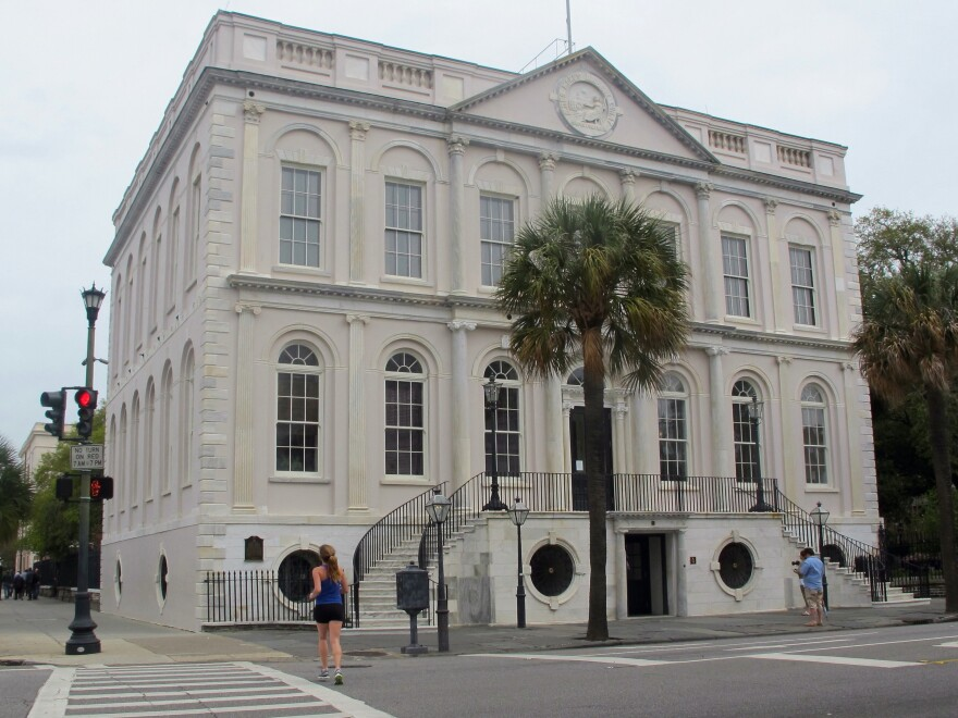 "Charleston's City Council approved a resolution apologizing for its ""role in regulating, supporting and fostering slavery and the resulting atrocities inflicted"" as a result. Tuesday's vote took place in Charleston's City Hall — which was built by slaves."
