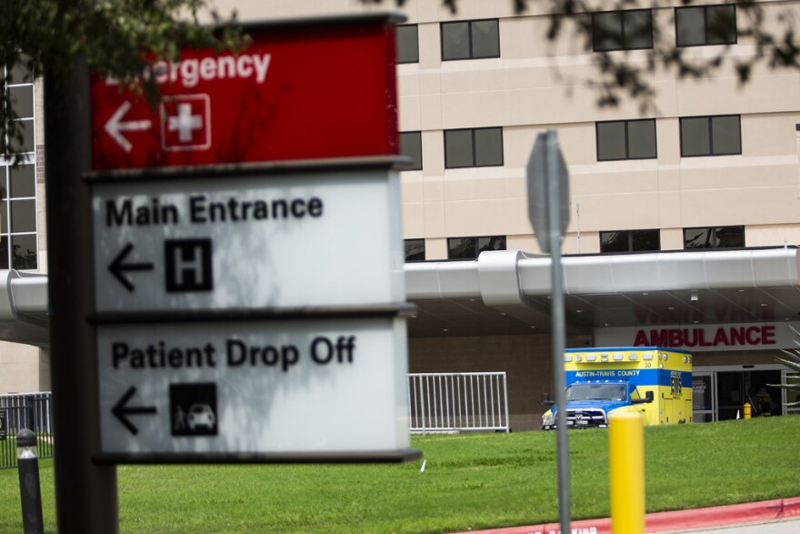St. David's South Austin Medical Center