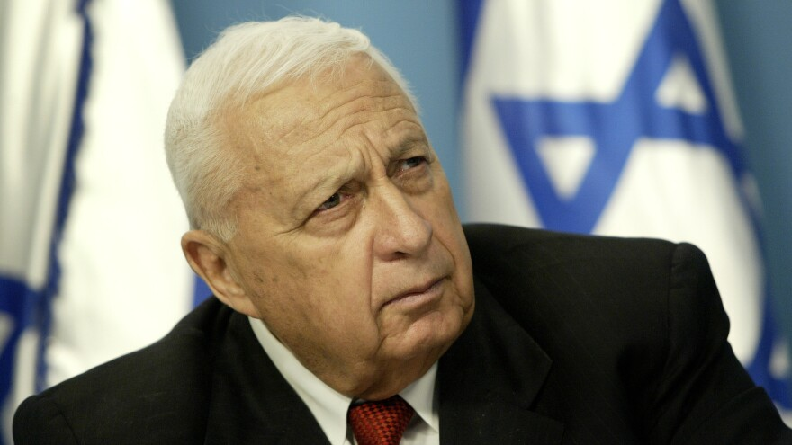 Former Israeli Prime Minister Ariel Sharon's condition has taken a turn for the worse, the hospital treating him said Wednesday. Sharon, 85, has been in a coma since 2006 when a stroke incapacitated him.