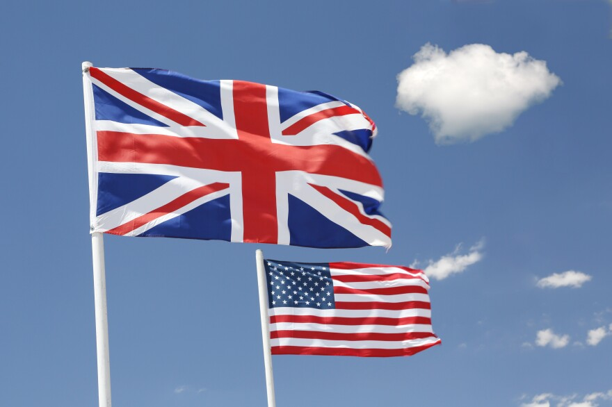 Linguist Geoff Nunberg says none of the differences between American and British English would be interesting if the nations didn't share a core vocabulary grown from a common literary tradition.