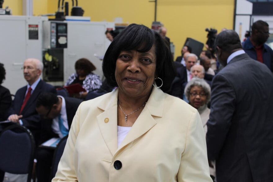 St. Louis County Councilwoman Hazel Erby, D-University City, wants to raise the county's minimum wage to $15 an hour.
