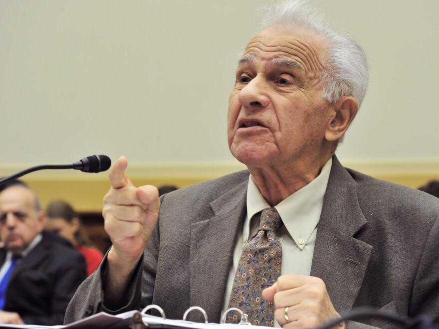 Holocaust survivor Leo Bretholz's Change.org petition has more than 107,000 signatures.