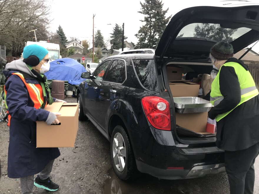 Homeless In Seattle Get Help From City Waste Pumper   WFSU ...