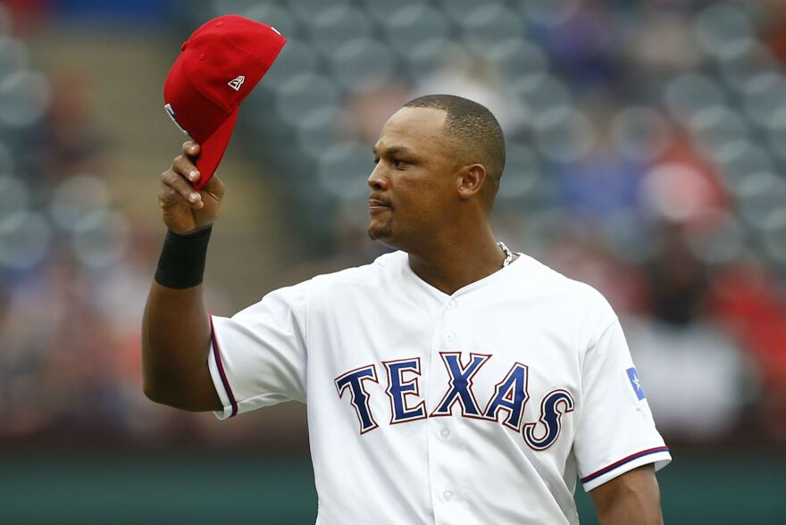 Adrian Beltre is the first player from the Dominican Republic to reach 3,000 hits.