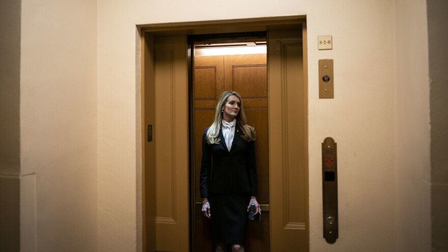 U.S. Sen. Kelly Loeffler, R-Ga., sold $20 million in stock in the weeks building up to the coronavirus pandemic.