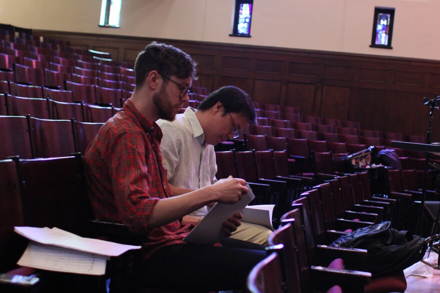 Ryan Mcneely and Gavin Chuck