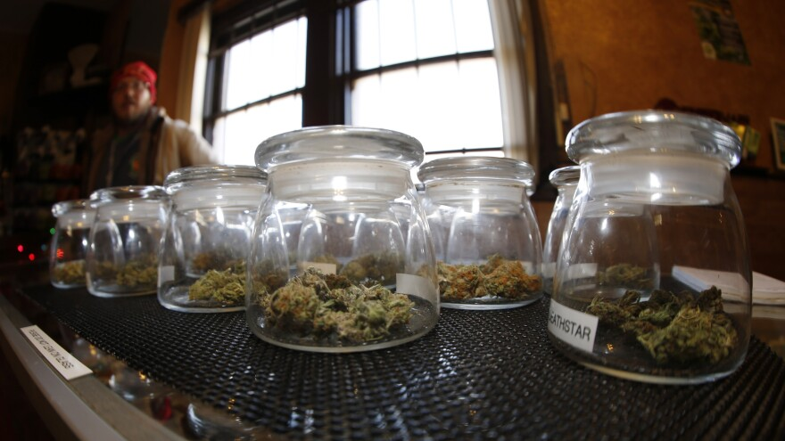 """Schools in Colorado are trying to find effective ways to teach the health effects of marijuana use. """"When it's legal for your parents to smoke it or grow it,"""" says one educator, """"that changes the conversation."""""""