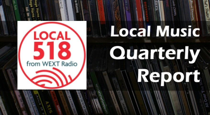 Local 518 Music Report
