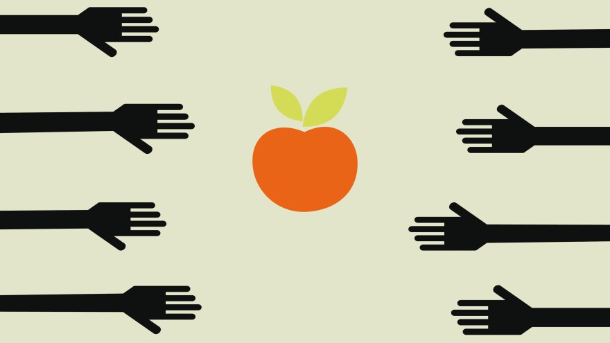 For 13.1 million American kids, the lack of access to school meals during the summer means they're not sure when they might next eat.