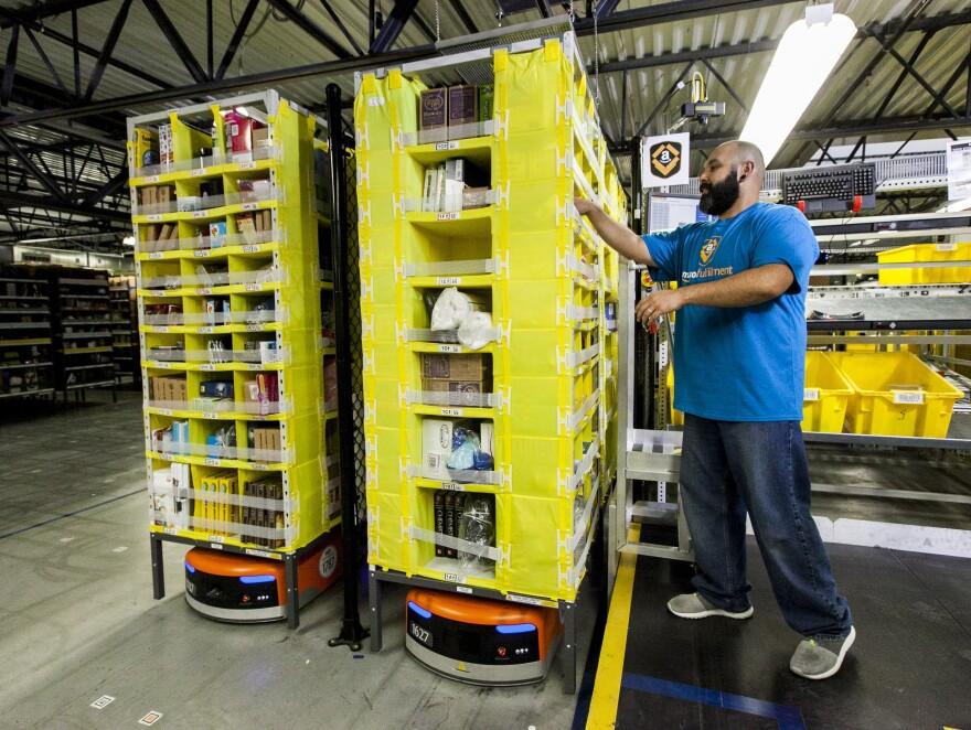 Amazon Warehouse Picker