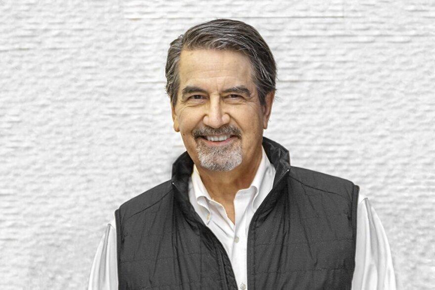 Portrait of Wick Allison