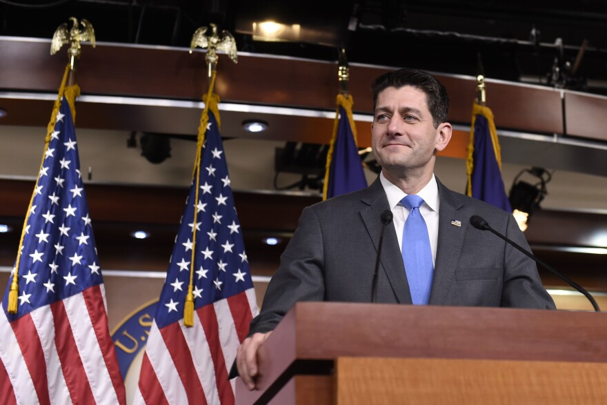 Speaker of the House Paul Ryan announces he will not seek re-election on Wednesday. Ryan, 48, cited wanting to be around his adolescent children more often.