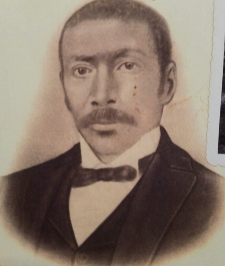 When he was 15, Elijah Mitchell, Twitty's great-great-grandfather, saw General Robert E. Lee emerge from McLean House in Appomattox, Va., after surrendering to General Ulysses S. Grant. He was one of the first slaves to know that the war was over. His owner freed him immediately.