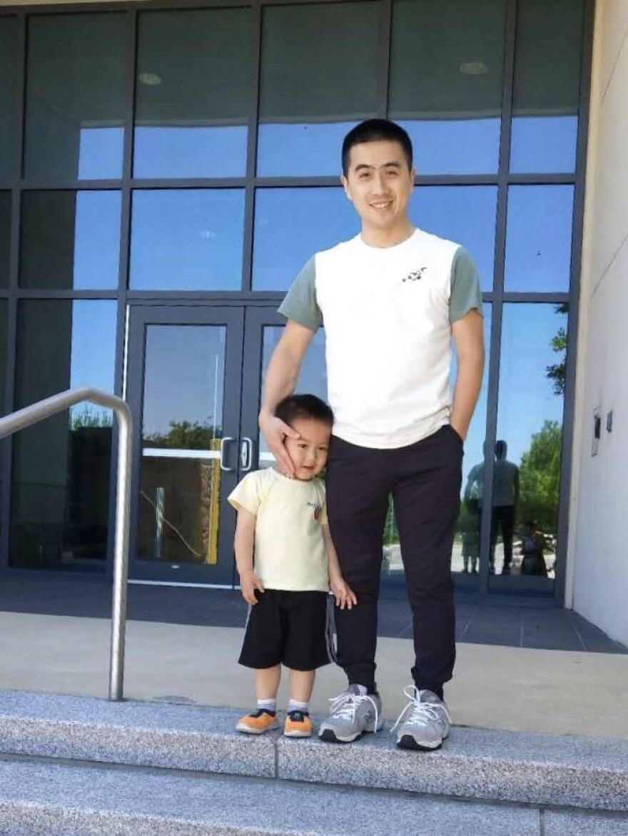 my_son_and_i_at_my_lab_0.jpg
