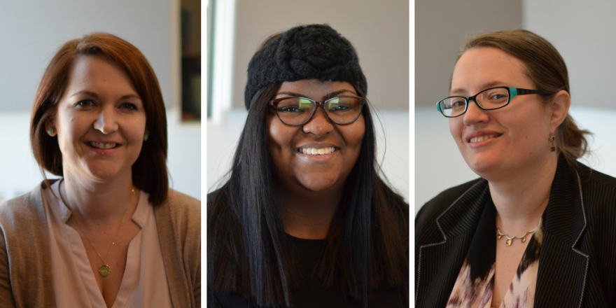 Hillary Frey, Maria Clay and Melanie Kenny discussed youth employment on St. Louis on the Air.