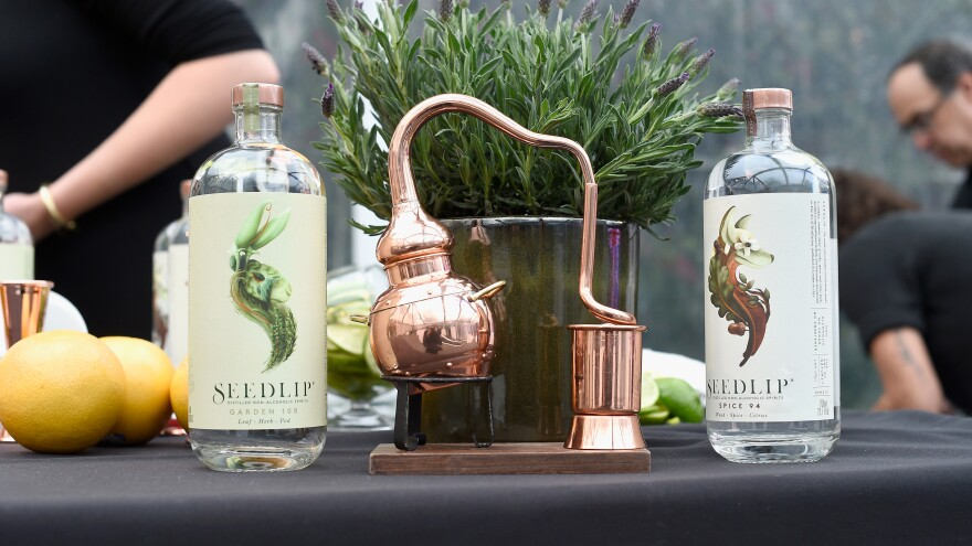 Seedlip, a distilled nonalcoholic spirit, was created when Ben Branson came across a 17th-century book that contained nonalcoholic remedies for a variety of maladies — from epilepsy to kidney stones.