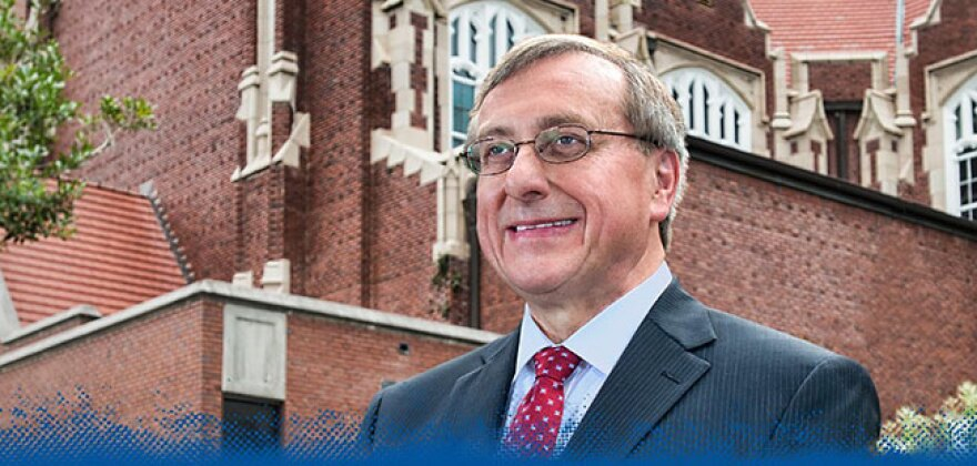 The University of Florida names Cornell Provost Kent Fuchs as its 12th president.